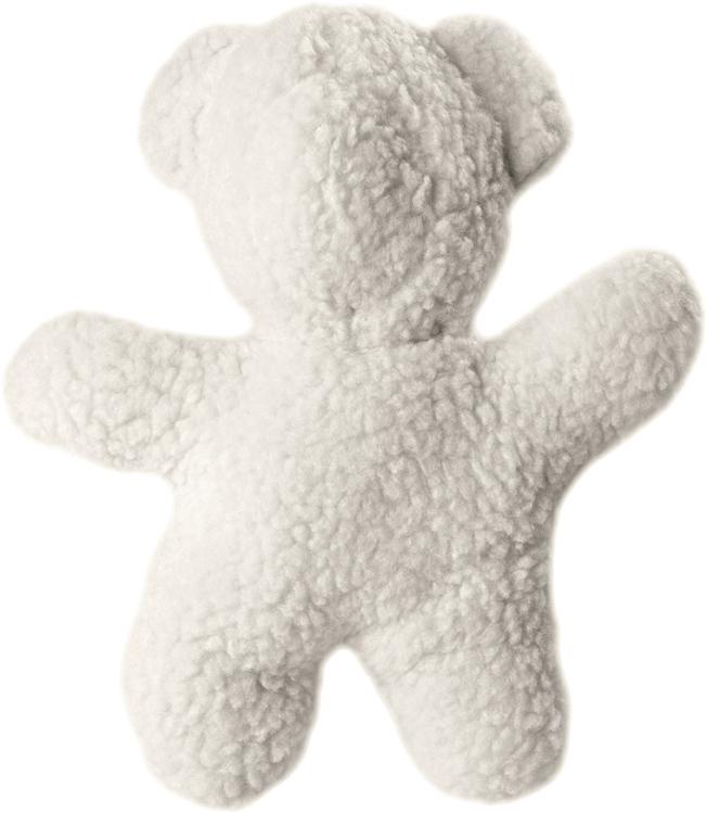 jouet peluche d'éveil pour chien hunter 42144 lammfell ourson 22 cm