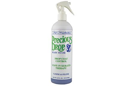 conditionneur hydratant chris chistensen precious drop control coat 473 ml