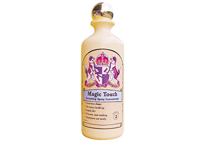 spray lustrant de finition crown royale magic touch n°2