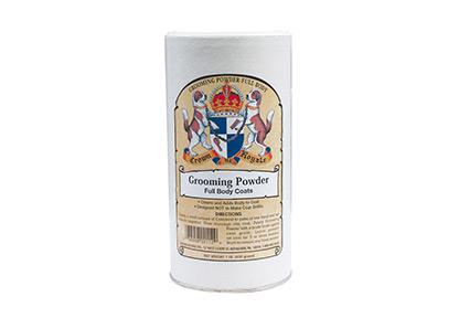 shampoing sec crown royale powder pour chien