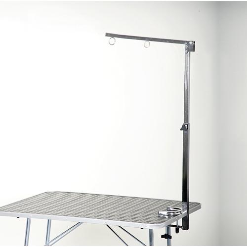 bras de potence règlable 50-90 cm pour table de toilettage