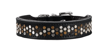 Collier Hunter Basic Rivellino 60075 T32 noir/noir