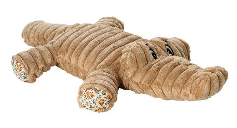 jouet pour chien peluche hunter huggly 60667 crocodile 28 cm
