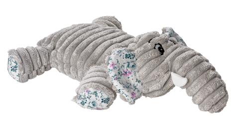 jouet peluche pour chien hunter 60669 huggly éléphant 28 cm