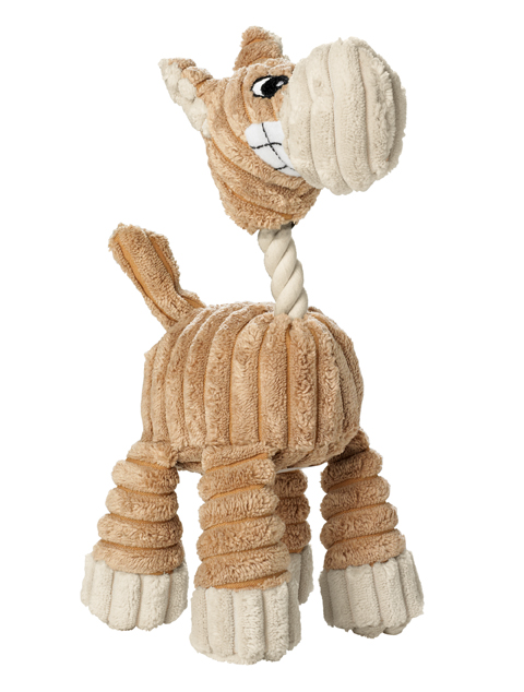 jouet pour chien hunter 60675 huggly girafe 25 cm