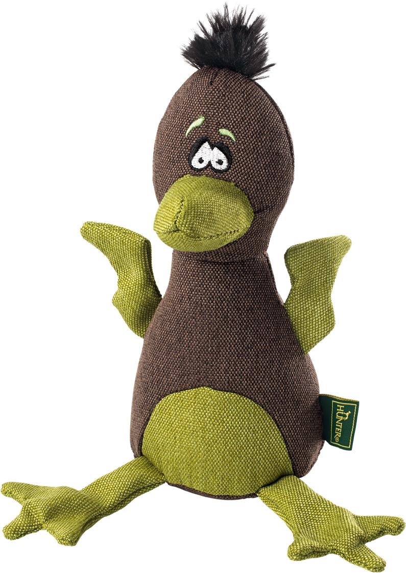 jouet peluche pour chien canard hunter 61363 canvas bird 20 cm. Black Bedroom Furniture Sets. Home Design Ideas