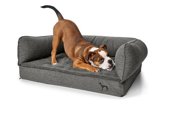 Canap sofa orthop dique pour chien hunter livingstone for Canape pour chien