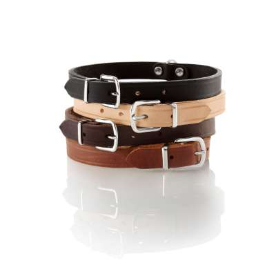 collier pour chien Hunter Aalborg cuir