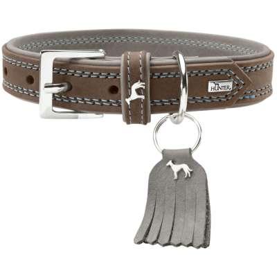 collier souple pour chien Hunter Lucca cuir