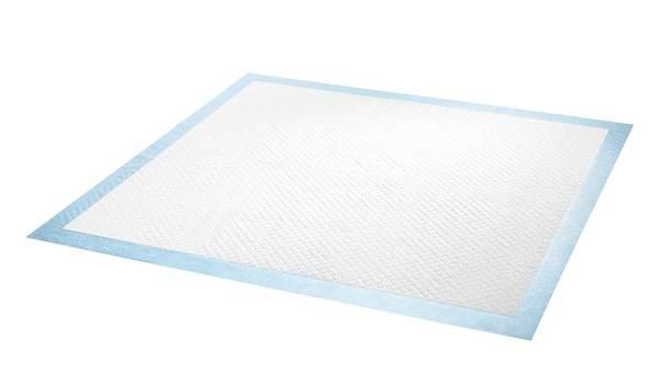 50 tapis absorbant éducateur 45 x 60 cm alèse de propreté pour chien