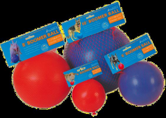 jouet balle pour chien Boomer Ball