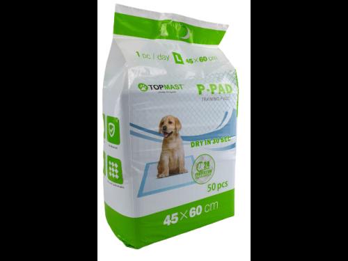 tapis absorbant Topmast training dog