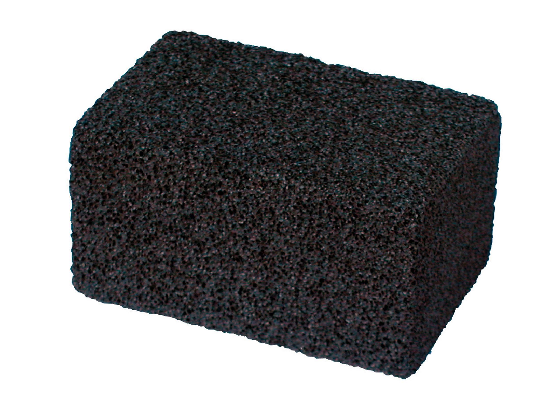 pierre de lave à trimmer