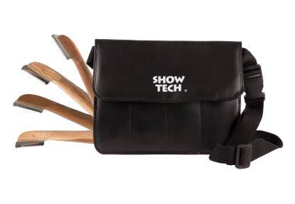 set 4 trimmer couteaux à épiler chien poils durs