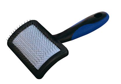 Cardes Showtech, pour le démêlage et le brossage des poils de chien et chat