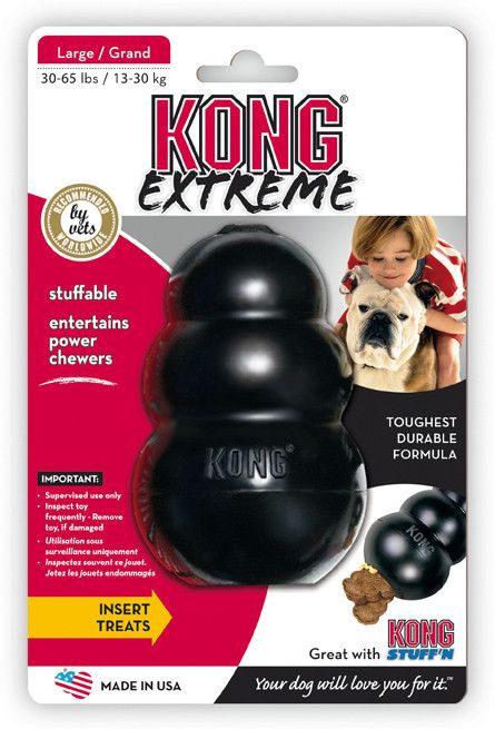 Jouet pour chien, Kong Extrème