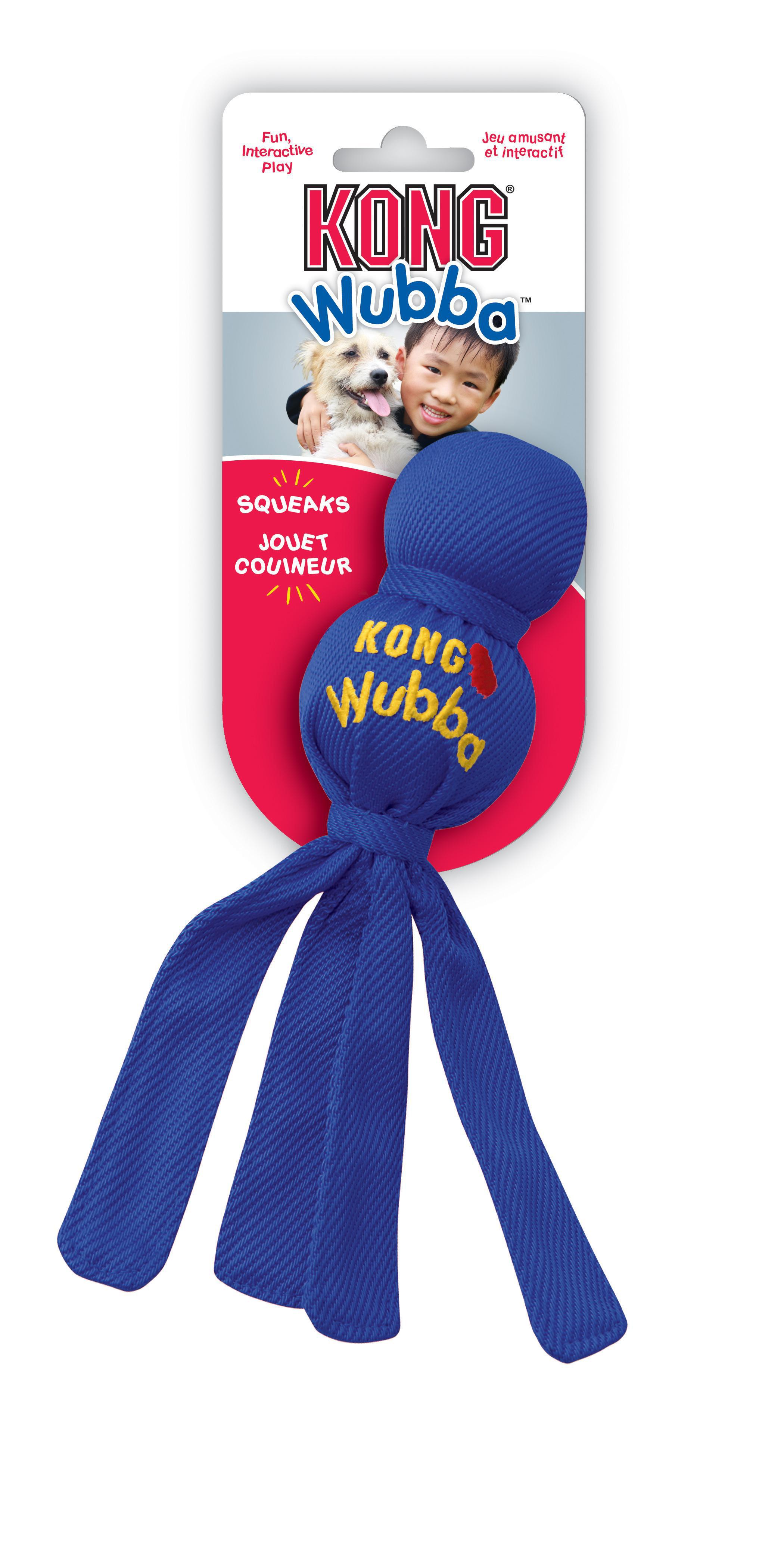 jouet pour chien Kong Wubba Classic