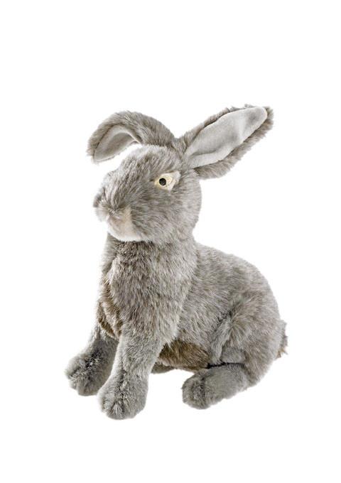 Jouet peluche Hunter Wildlife lapin, pour chien