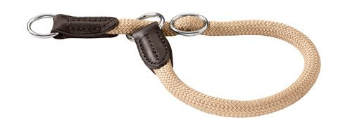 Collier Hunter freestyle beige