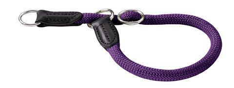 Collier Hunter freestyle violet