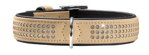 collier en cuir Hunter Softie Triluxe -47584