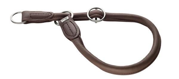 Collier cuir d'élan Hunter Round & Soft Elk