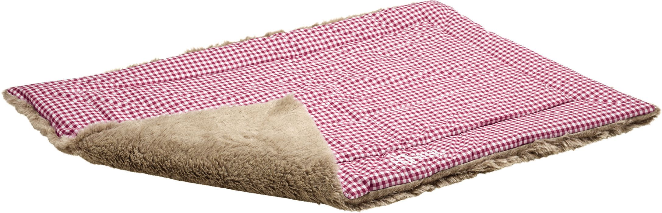 tapis plaid coton hunter astana