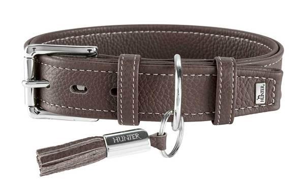 collier cuir de veau de luxe Hunter 63791