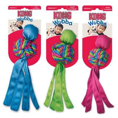 jouet corde Kong Wubba Weaves