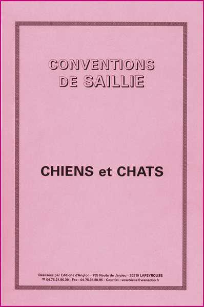carnet de saillie BCG