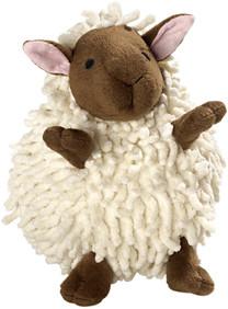 Jouet pour chien peluche balle mouton Snugly Hunter