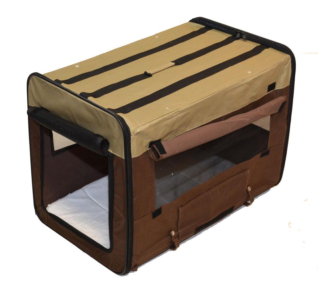 cage ou niche portative pour chien