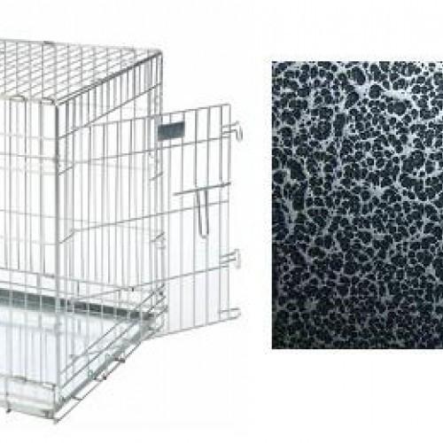 Cage pliable metal galva Premium