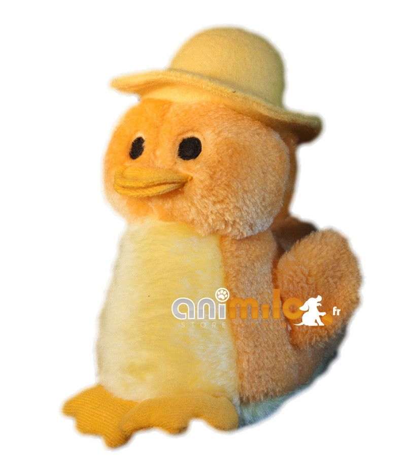 Canard chapeau, jouet pour chien Animilo