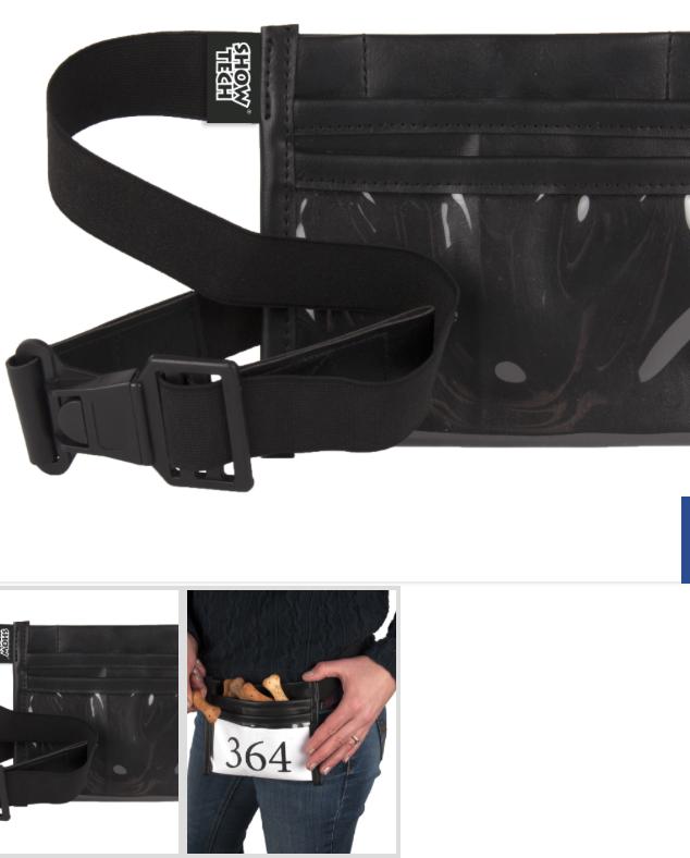 pochette ceinture friandise et carton ring