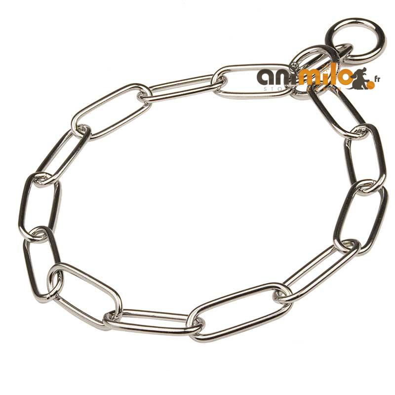 collier chainette pour expo