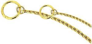 Chainette maille serpent Animilo
