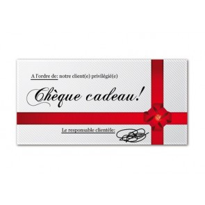 Cheque Cadeau 5,00€
