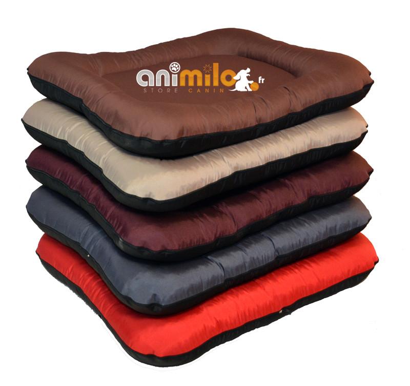 coussins matelas bicolore Animilo