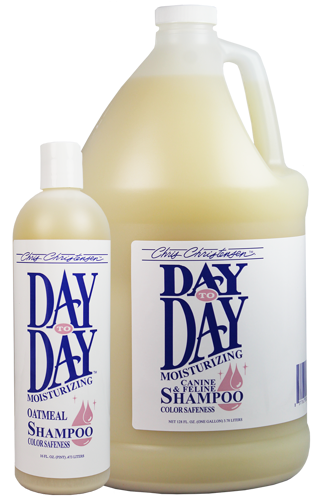 shampoing hydratant chris christensen day to day