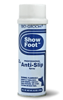 Bio Groom Show Foot, spray anti-dérapant