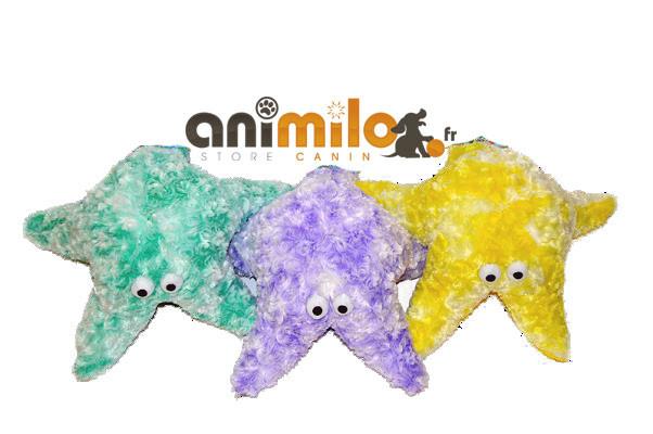 jouet peluche étoile de mer Animilo