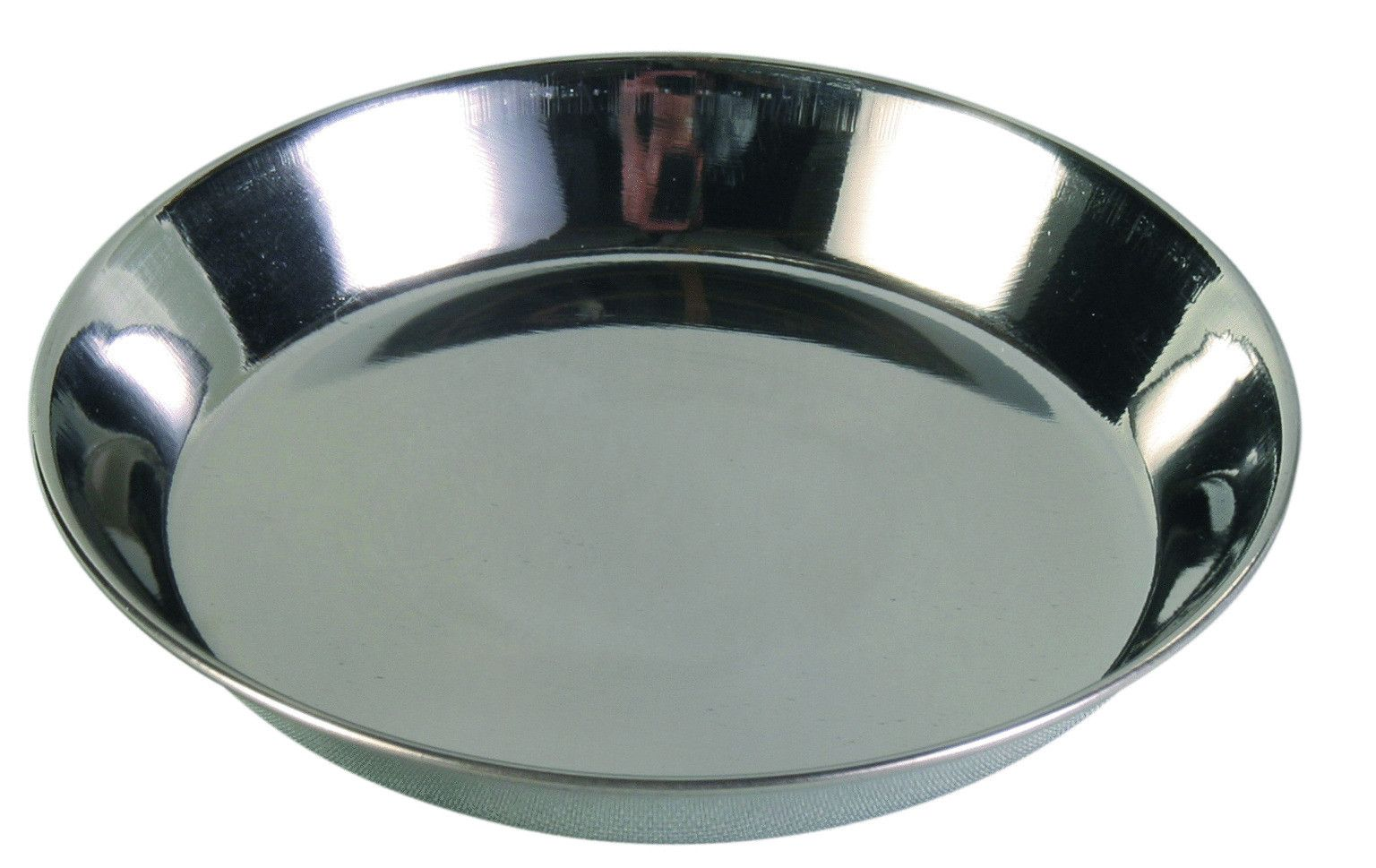 Gamelle inox plate pour puppy