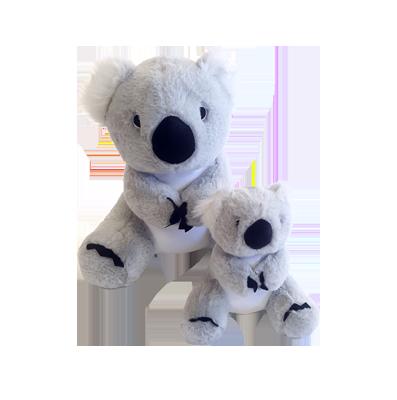 jouet peluche Hugs Koala pour chien