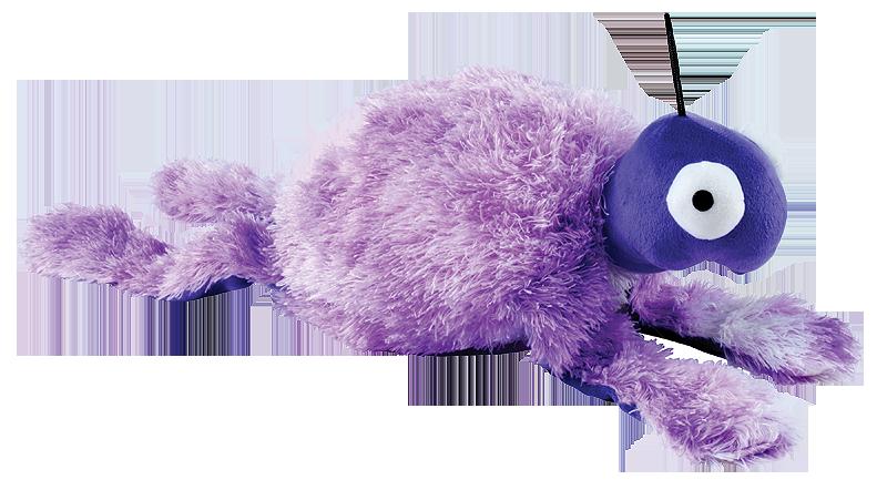 peluche tortue, jouet pour chien Animilo
