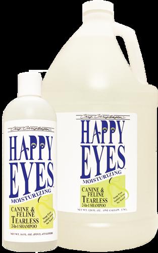 shampoing Chris Christensen happy eyes pour chiot et chaton