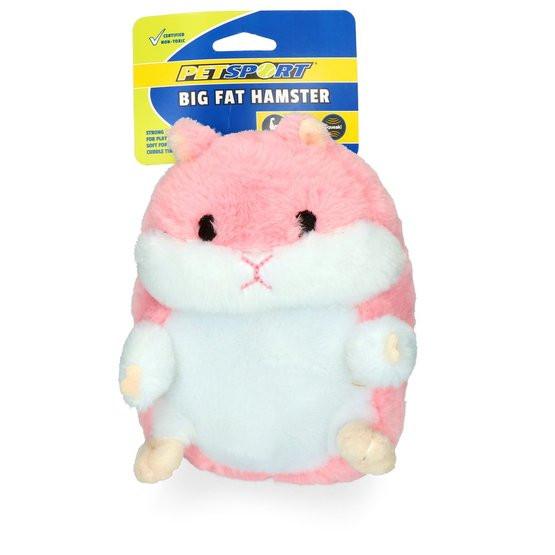 peluche Petsport Big Fat Hamster