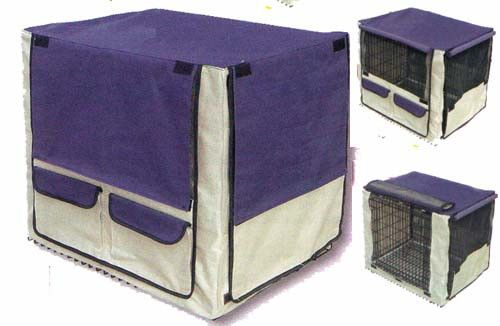 Housse de cage en nylon, pour cage de chien