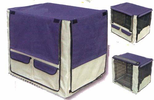 housse de cage chien