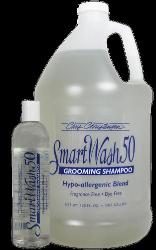 shampoing Chris Christensen SmartWash 50 hypo-allergenic blend chien et chat